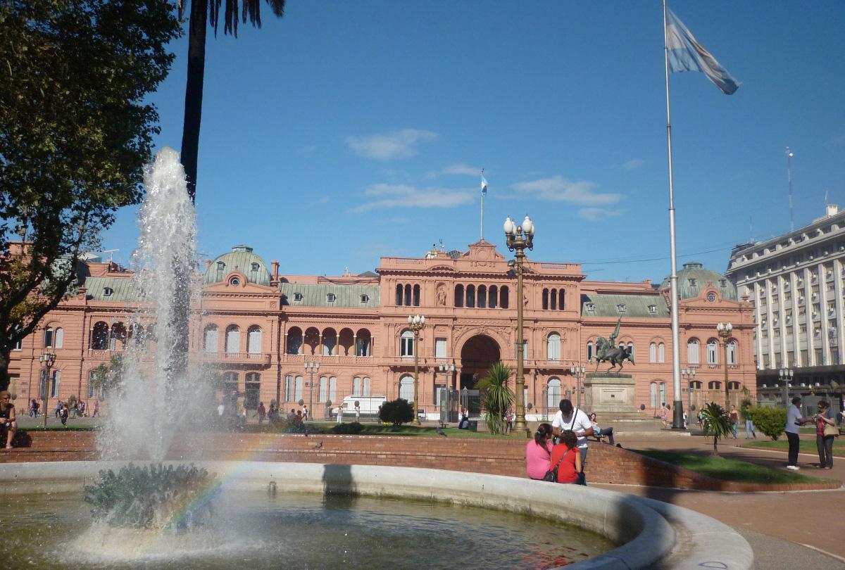 Buenos Aires Argentinien