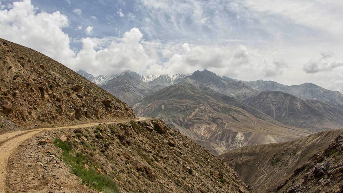 Pamir Highway Kulob Khorog