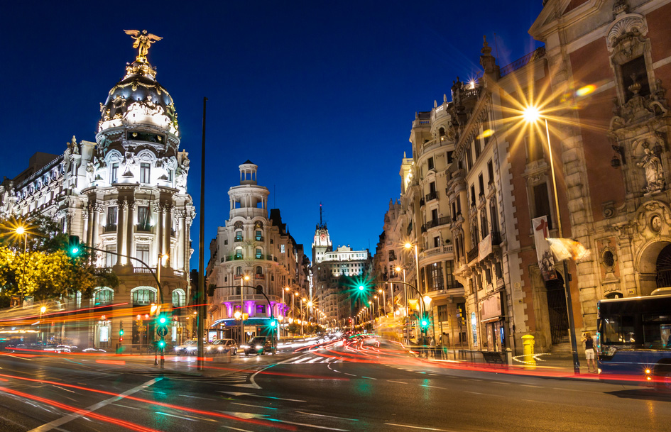 spanien reisen: