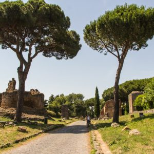Via Appia Antica Fahrradtour