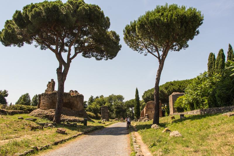 Rom Tipps Via Appia Antica Fahrradtour