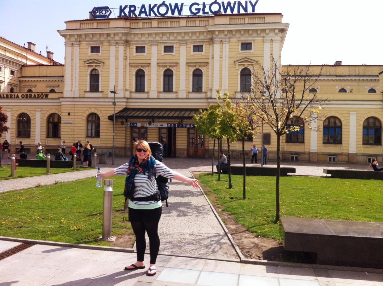 Mandy ist verliebt in Krakau