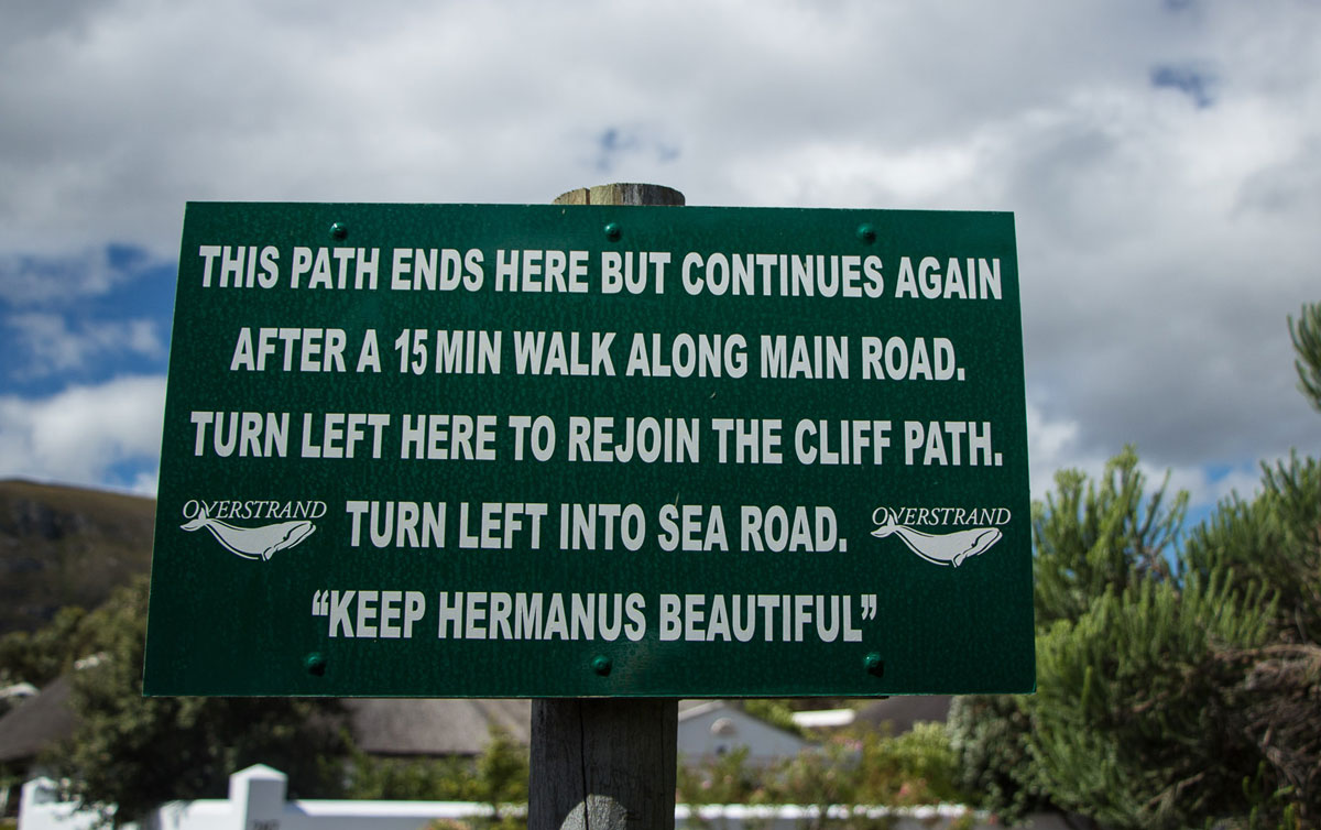 cliff-path-hermanus-sign
