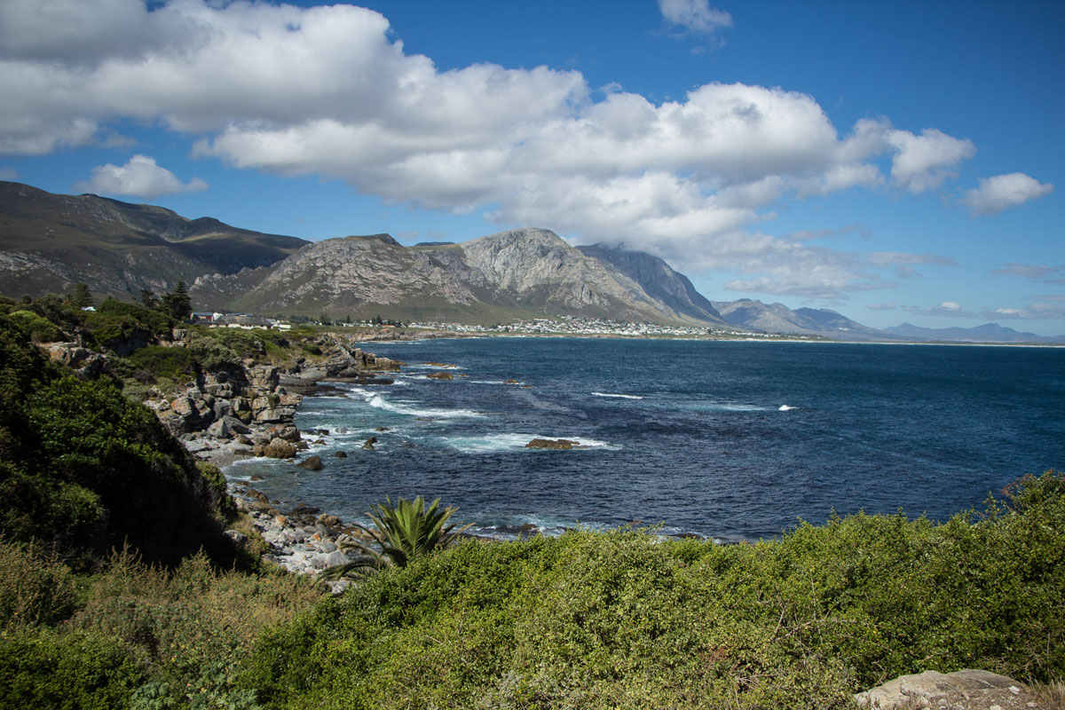 Cliff Path | Hermanus Südafrika