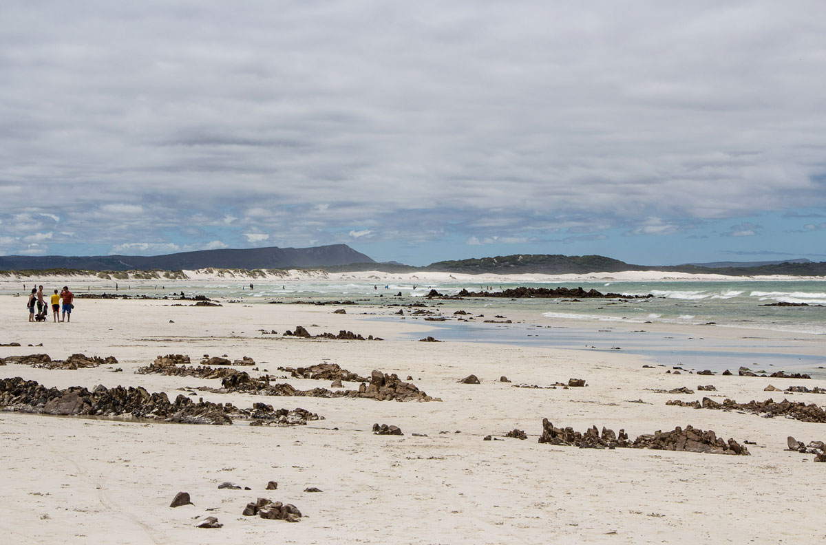 franskraal-beach-windy