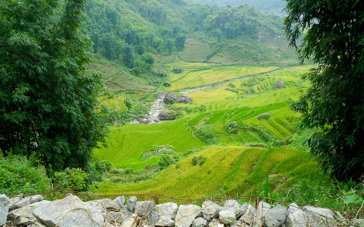 Backpacking Vietnam Sapa