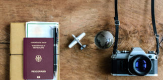 ESTA USA Formular für die USA Einreise