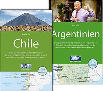 Dumont Reiseführer Chile Argentinien