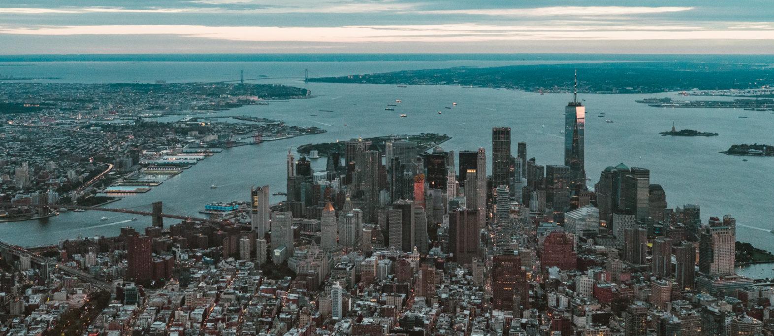 Klima und die beste Reisezeit für New York