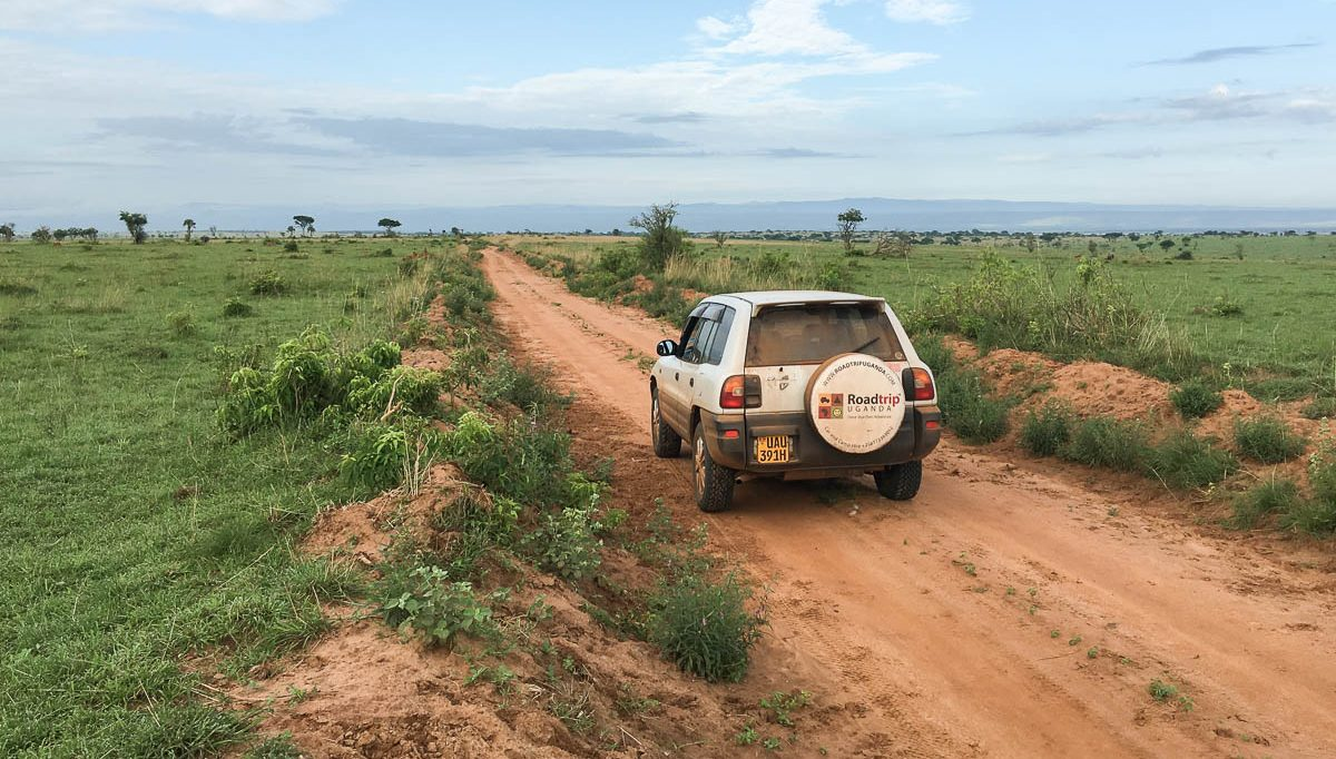 Murchison Falls Nationalpark Safari Self drive