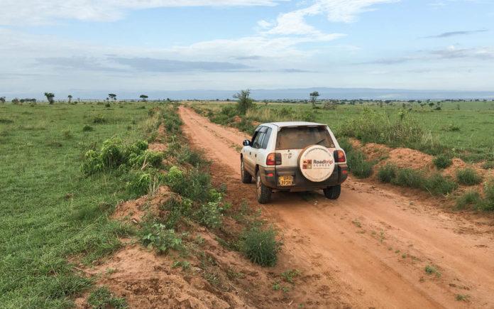Murchison Falls Nationalpark Safari Self drive