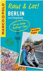 Reiseführer mit Ausflugstipps in Berlin für die ganze Familie.