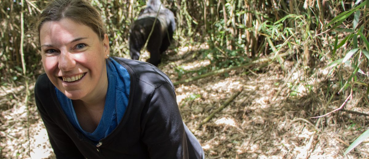 Gorilla Trekking Ruanda Volcanoes Nationalpark
