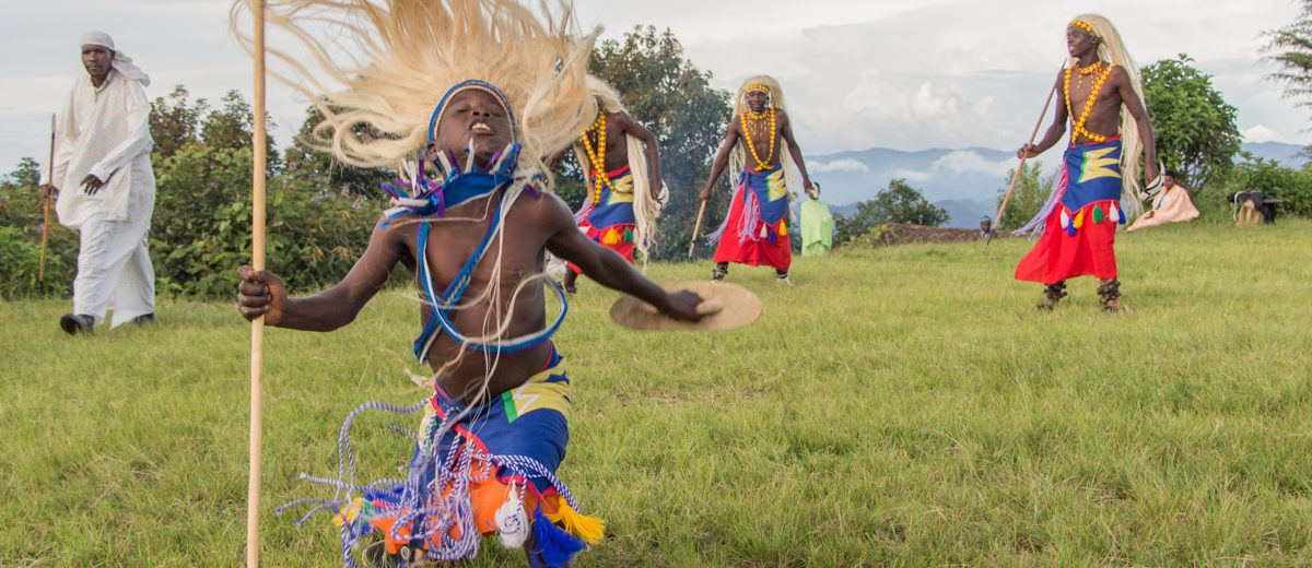 Virunga Lodge Ruanda