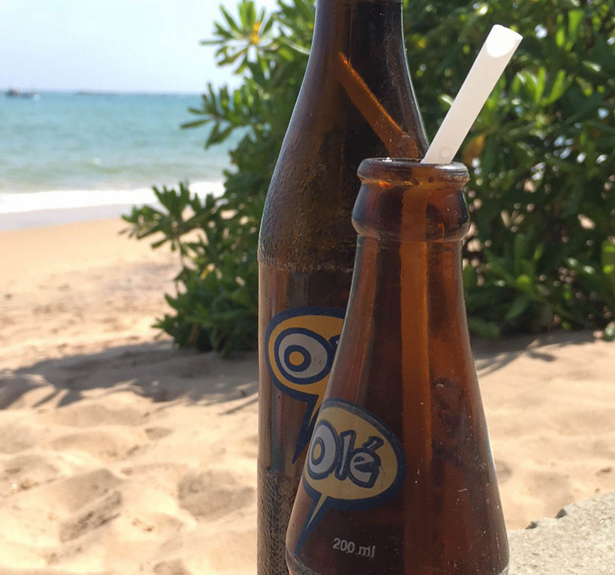 Ginger Beer in Sri Lanka