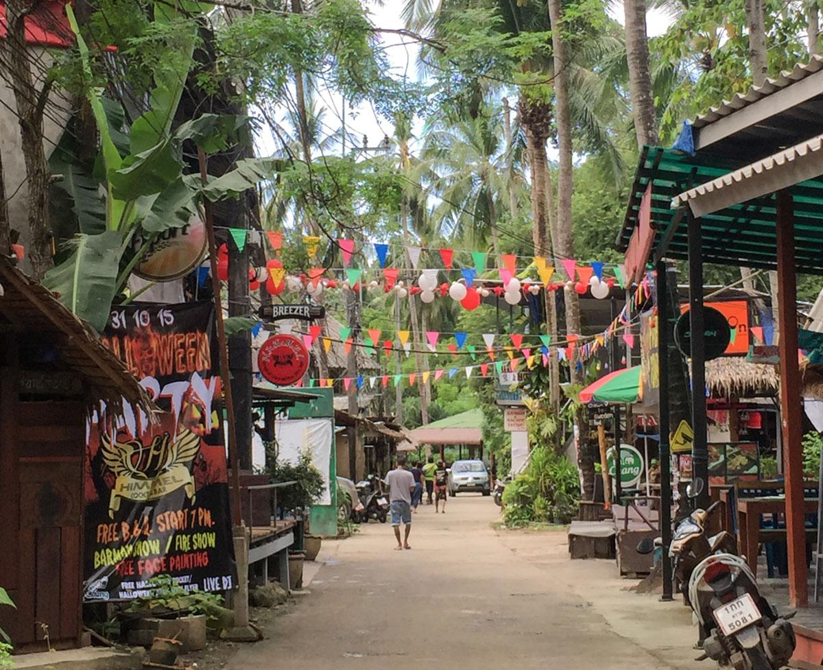 Koh Chang Reisebericht Sehenswürdigkeiten Thailand