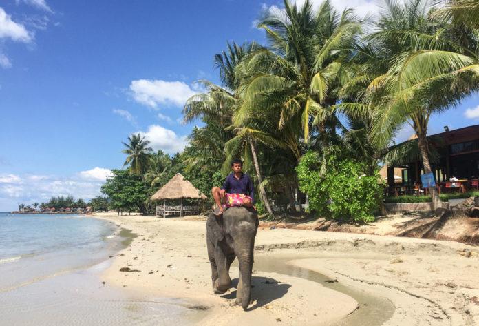 Koh Chang Reisebericht Thailand