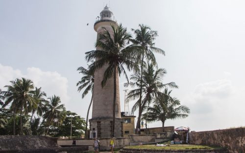 Leuchtturm von Galle