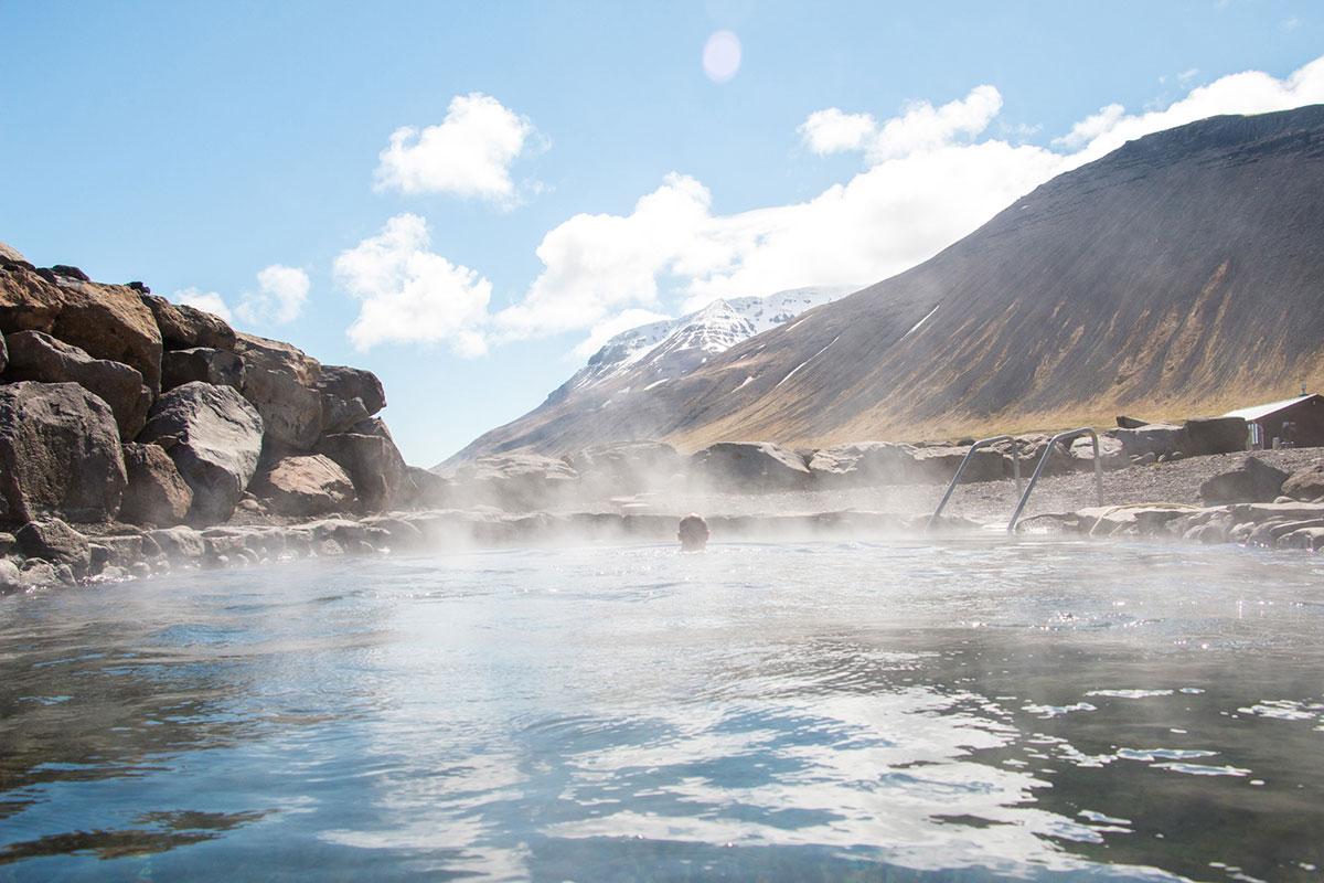 Island Reisetipps: Grettislaug Hvammstangi in Reykjavik