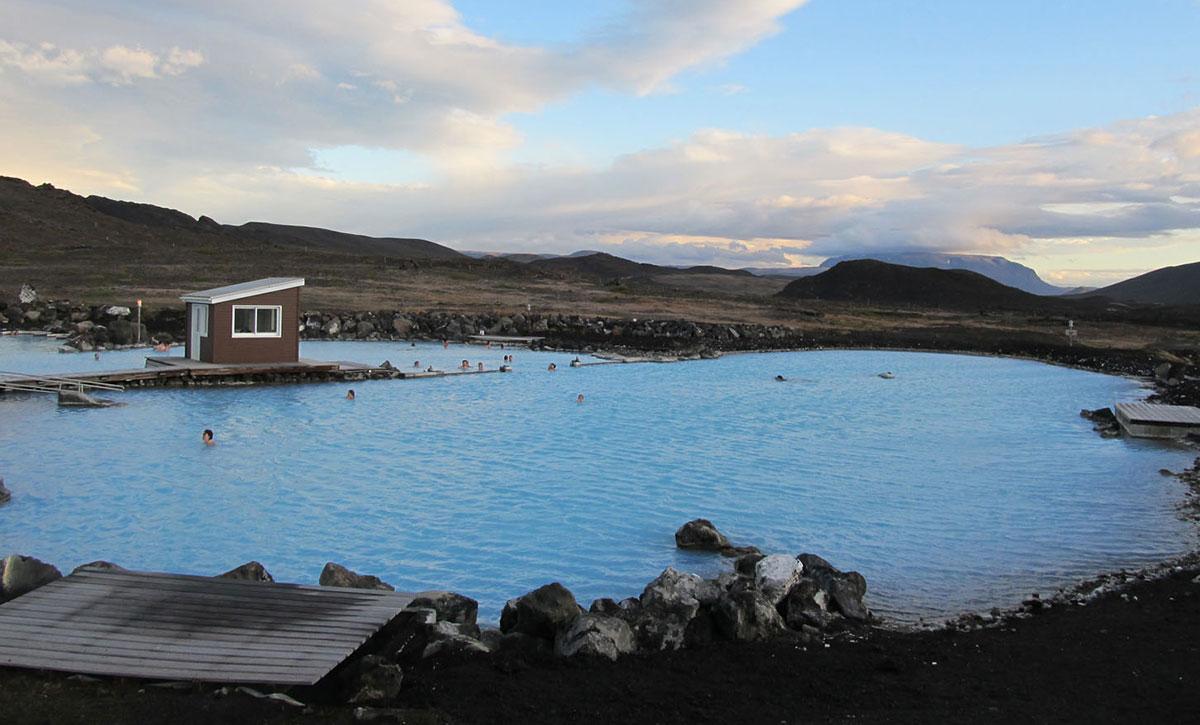 Island Reisetipps Nature Baths bei Myvatn