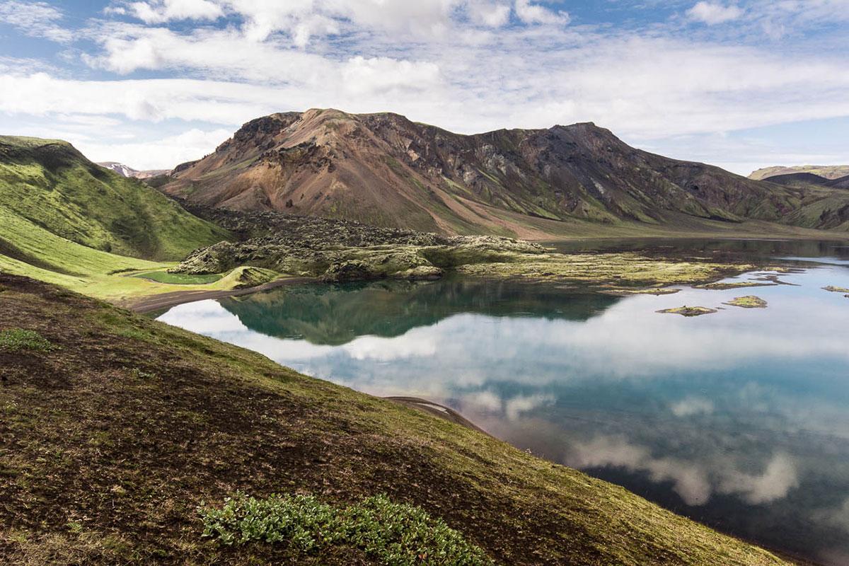 Sehenswürdigkeiten in Island: Landmannalaugar Hochland