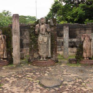 polonnaruwa-ruinen