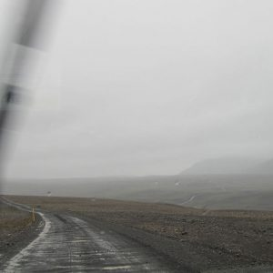 Regen und Nebel Island Roadtrip