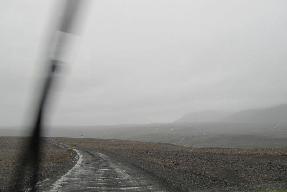 Island Reisetipps Wetter bei einem Roadtrip in Island
