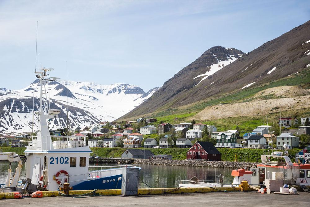 Island Reisetipps Siglufjörður Island Urlaub