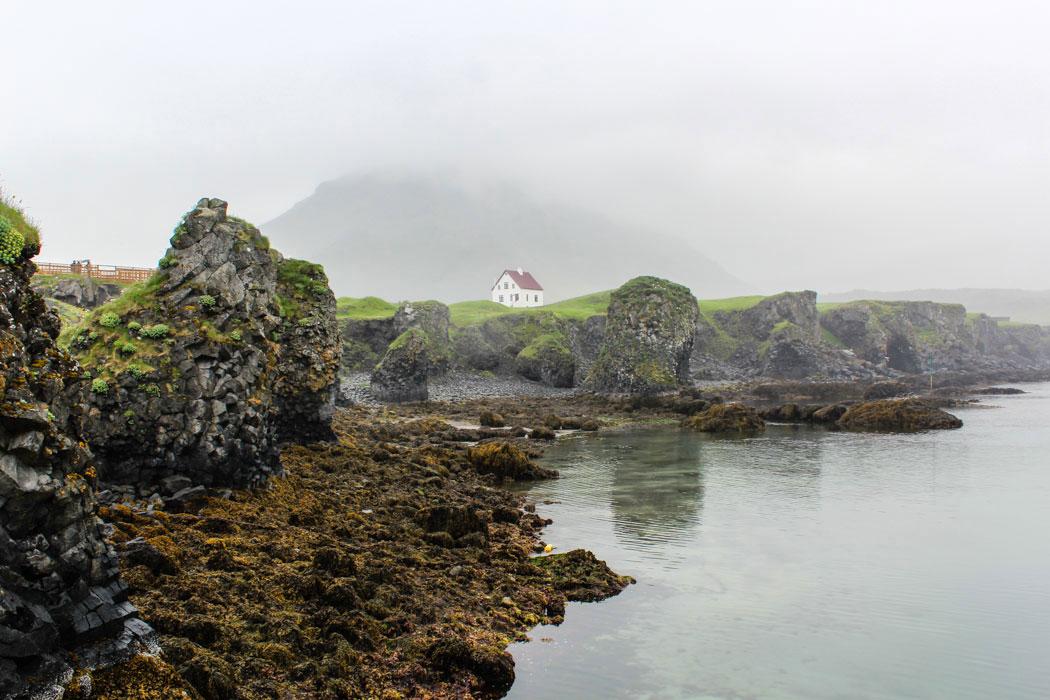 Island Reisetipps: Snaefelsness ist eine beliebte Sehenswürdigkeit