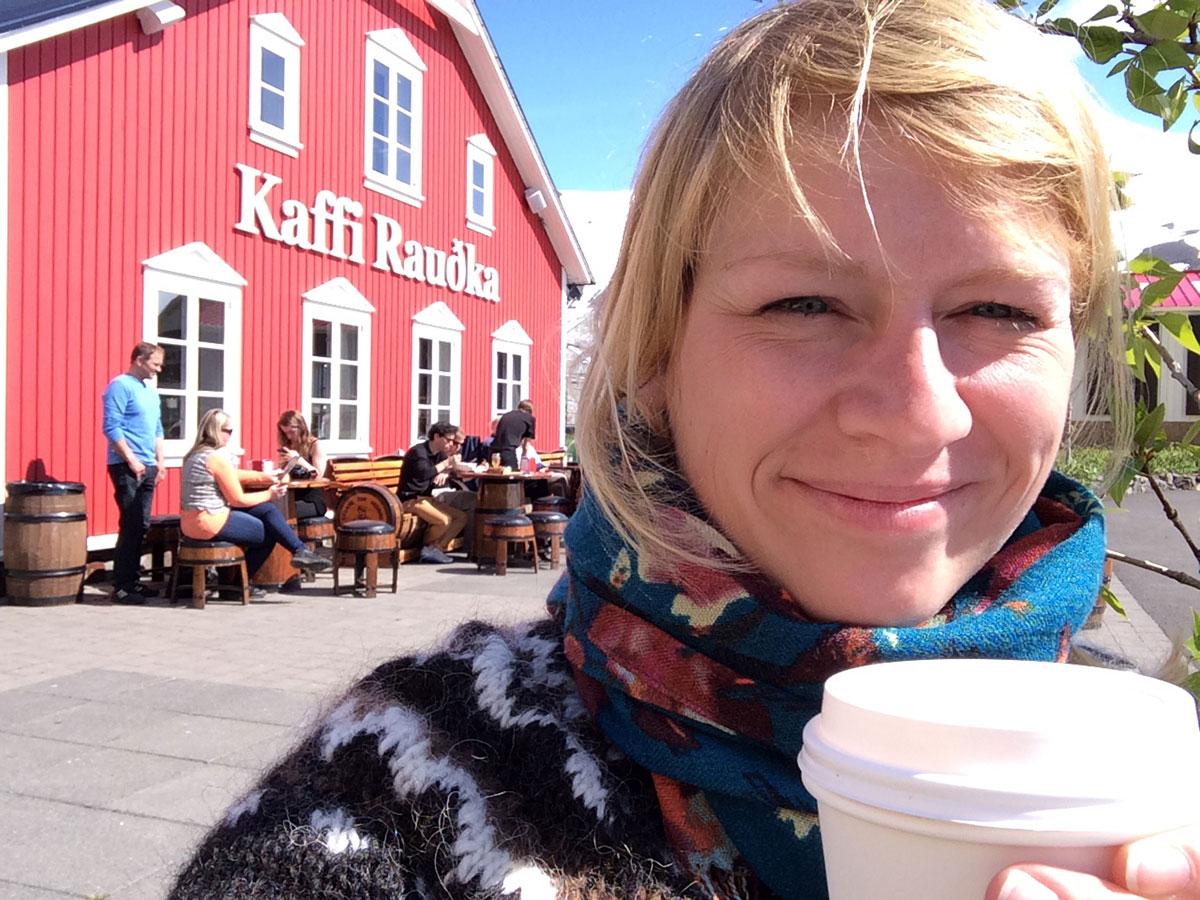Island Reisetipps Kaffee Siglufjoerdur