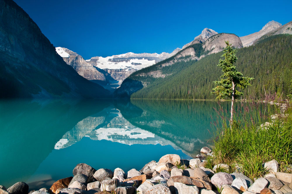 Natural Features Of Jasper National Park