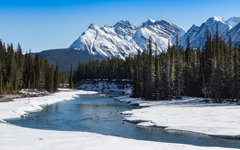 rocky-mountains-gebirgsfluss-icefields-parkway