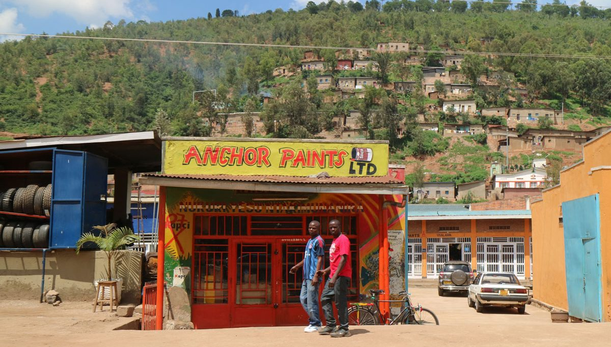 Ein Tag in Kigali – Ruandas Hauptstadt