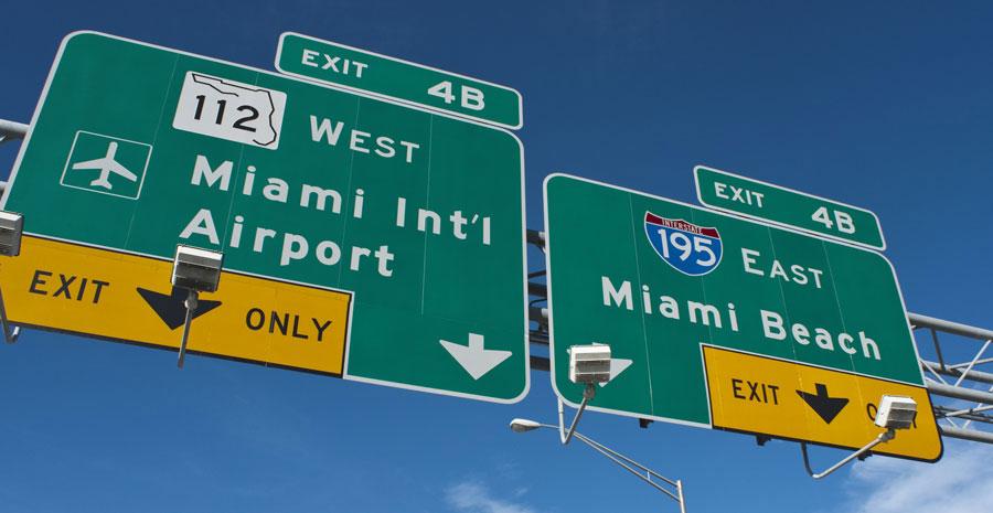 Miami Haken Bars