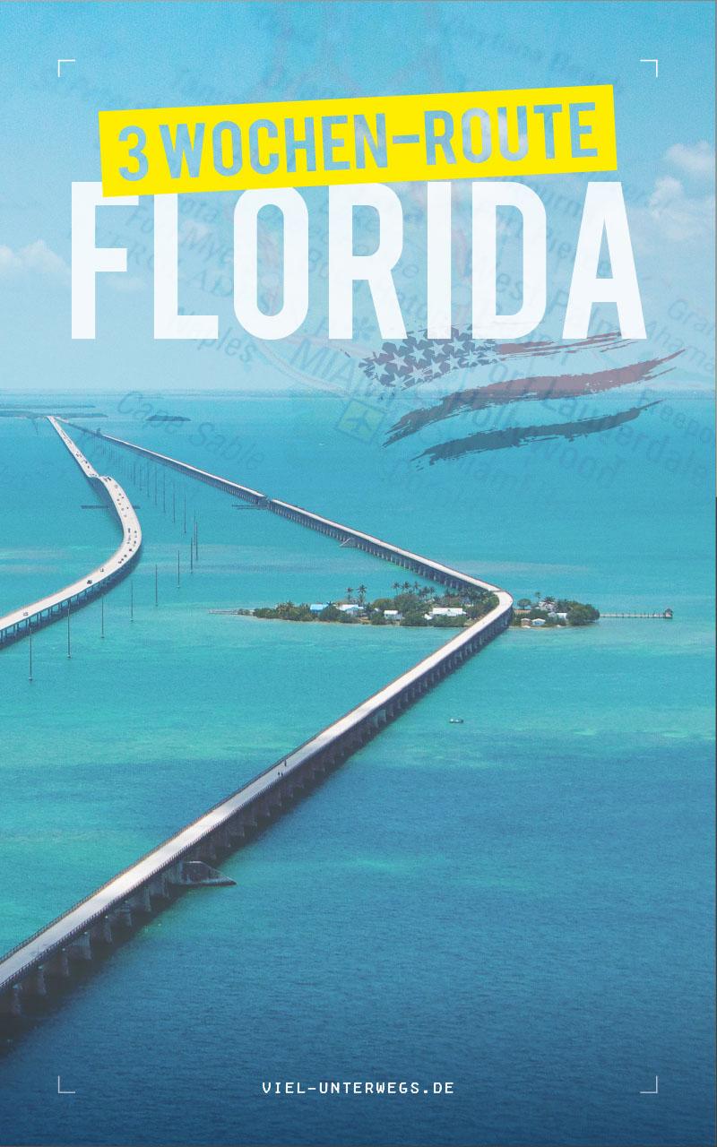 3 Wochen Florida Pinterest