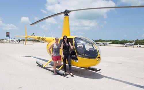 Helikopter Rundflug über Florida Keys und Seven Mile Bridge