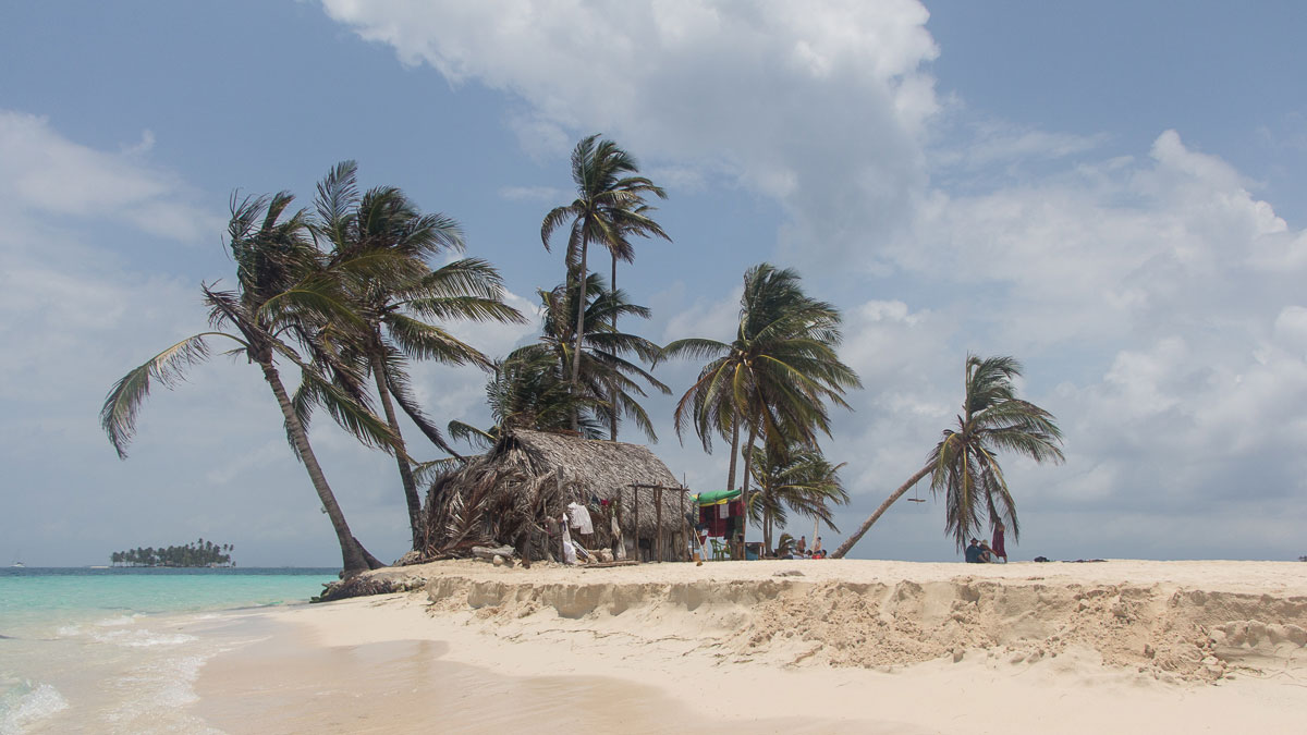San Blas Inseln Guna Yala Isla Pelicano
