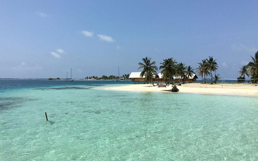 Panama Sehenswürdigkeiten: San Blas Inseln Isla Waily