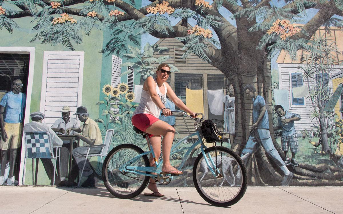 Key West Sehenswürdigkeiten erkundest man mit dem Fahrrad
