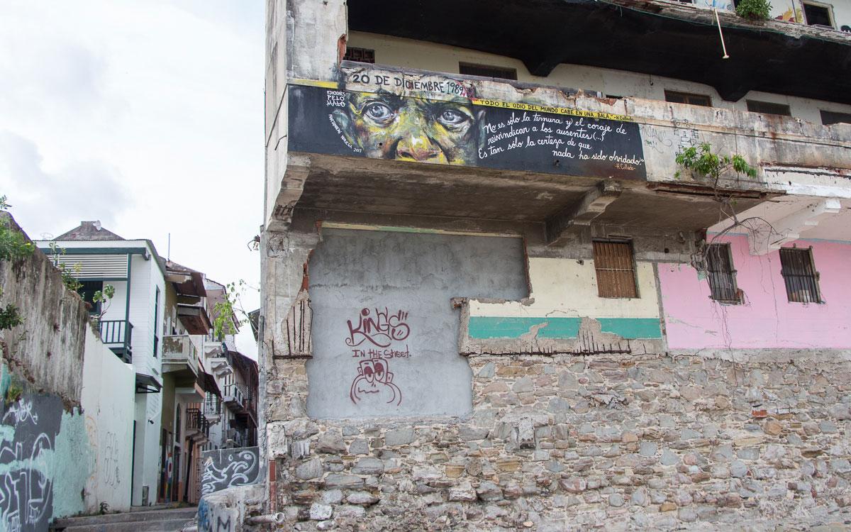 Panama Sehenswürdigkeiten Panama Stadt Casco Viejo Impressionen