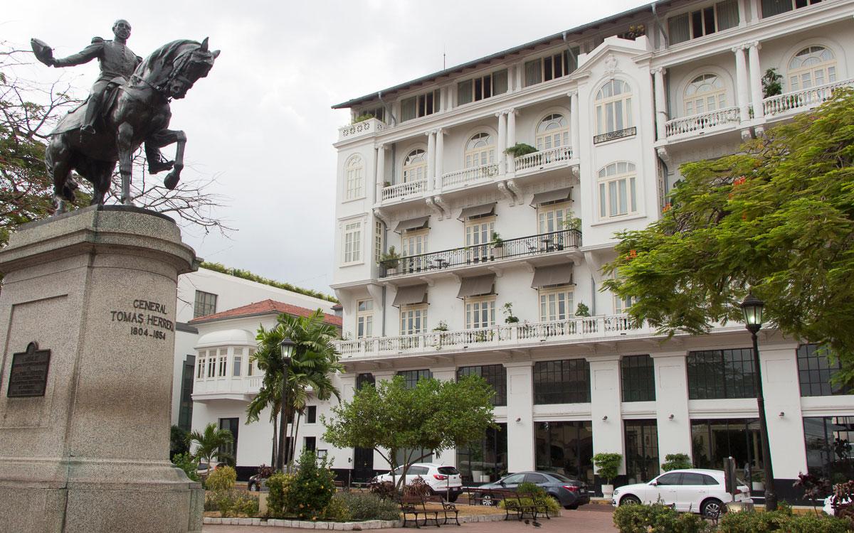 Panama Sehenswürdigkeiten Panama Stadt Casco Viejo Altstadt