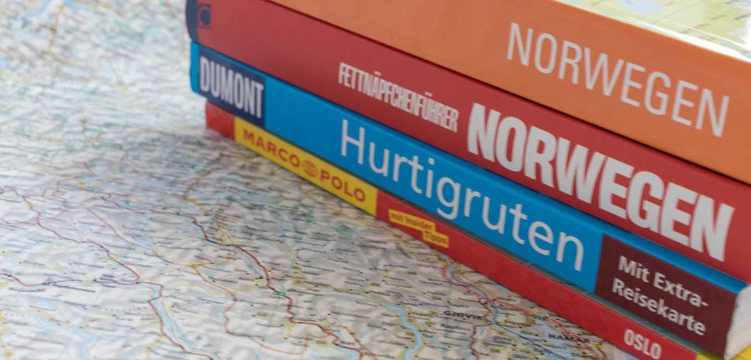 Die besten Norwegen Reiseführer