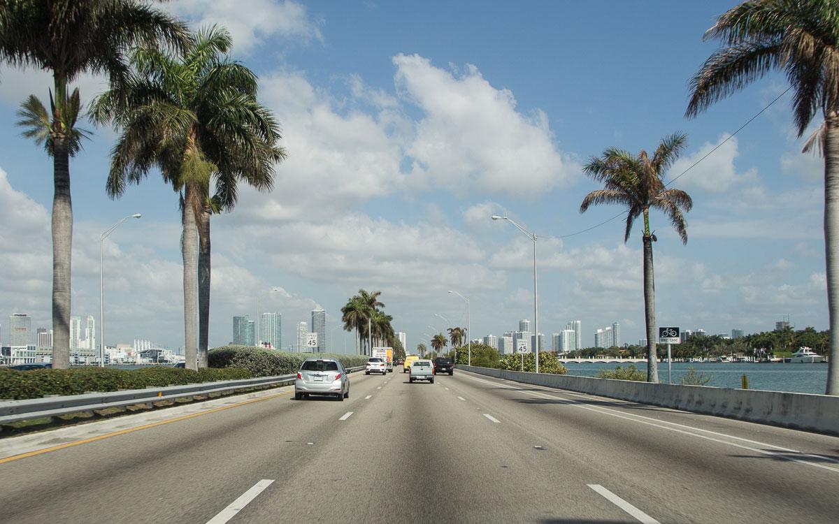 Florida Reisebericht mit dem Mietwagen