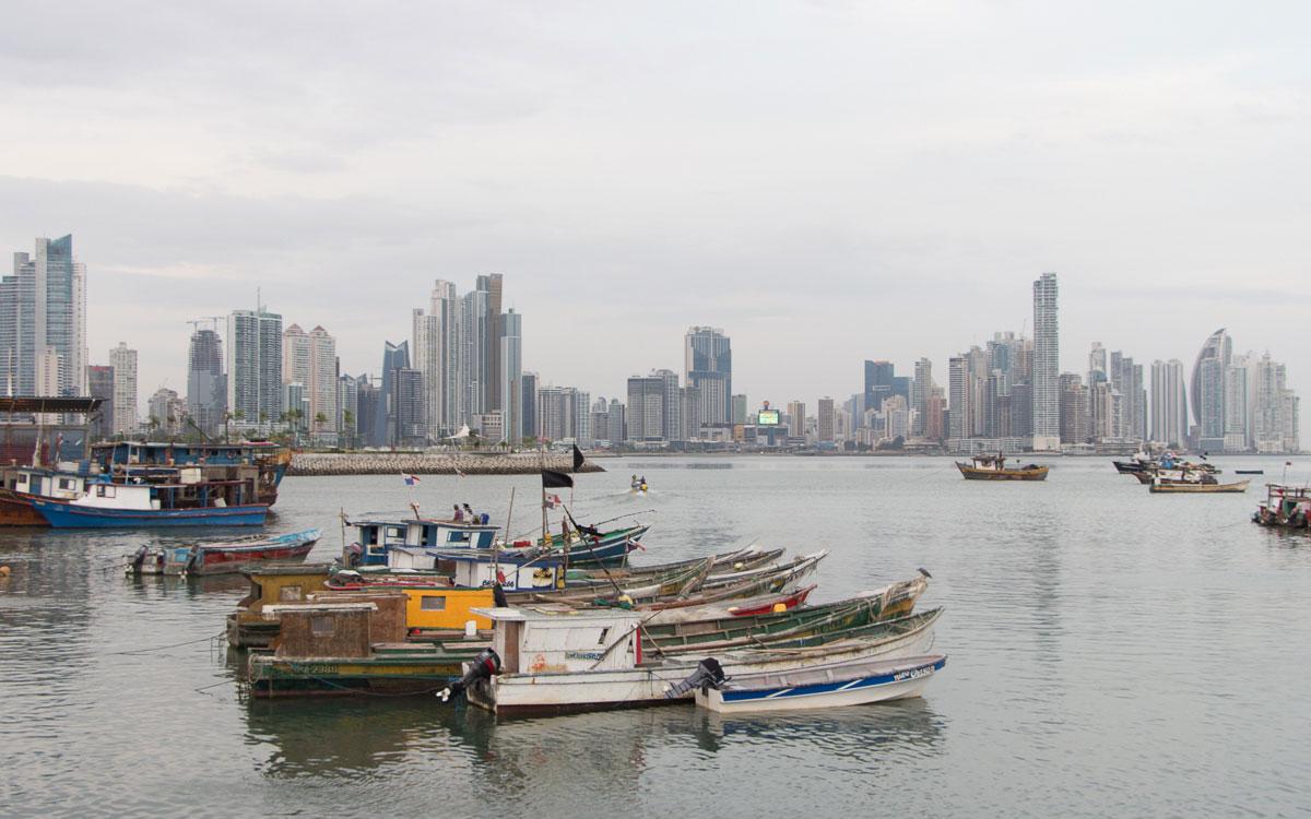Panama Reisetipps: Skyline Panama City