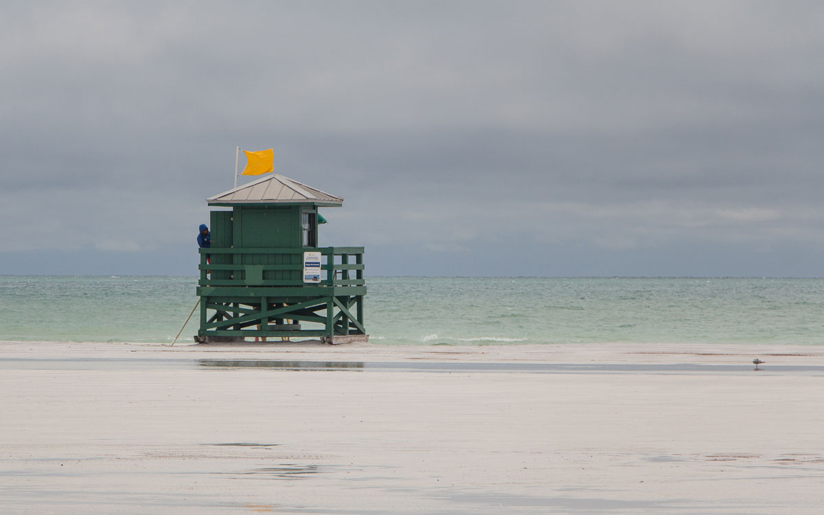 Sarasota Sehenswürdigkeiten Siesta Keys Beach
