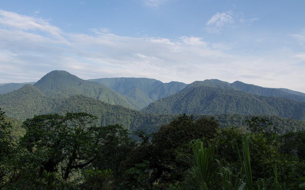 Braulio Castillo Nationalpark