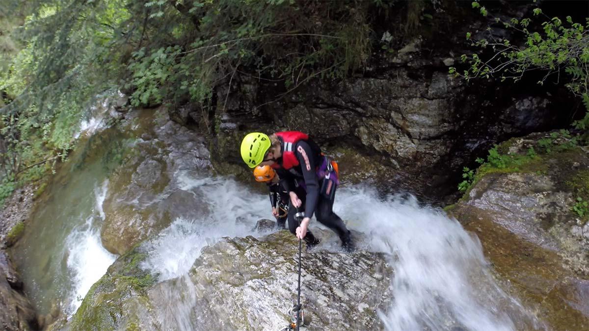 Gardasee Tipps Garda Trentino Canyoning Rio Nero