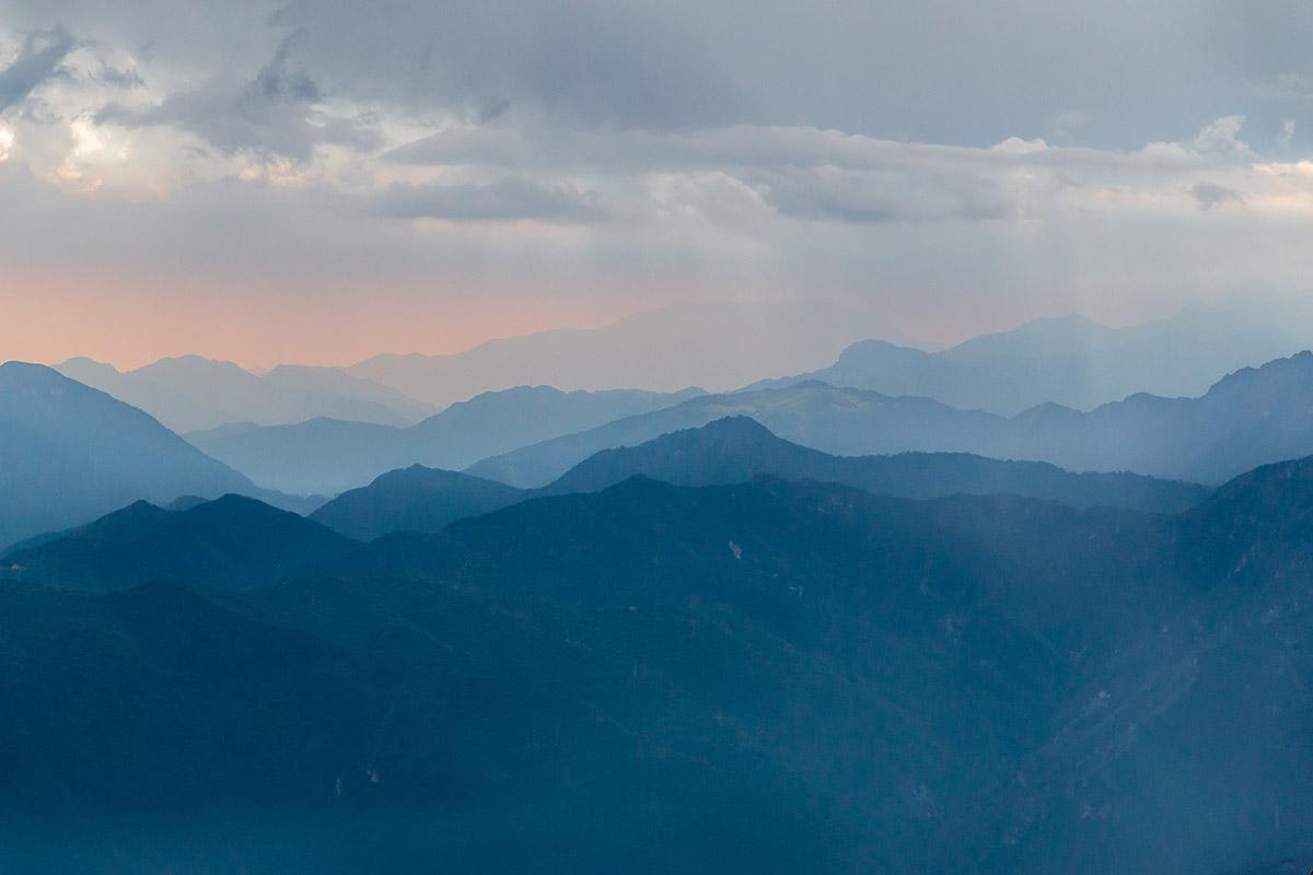 Gardasee Tipps Garda Trentino Aussicht Monte Baldo