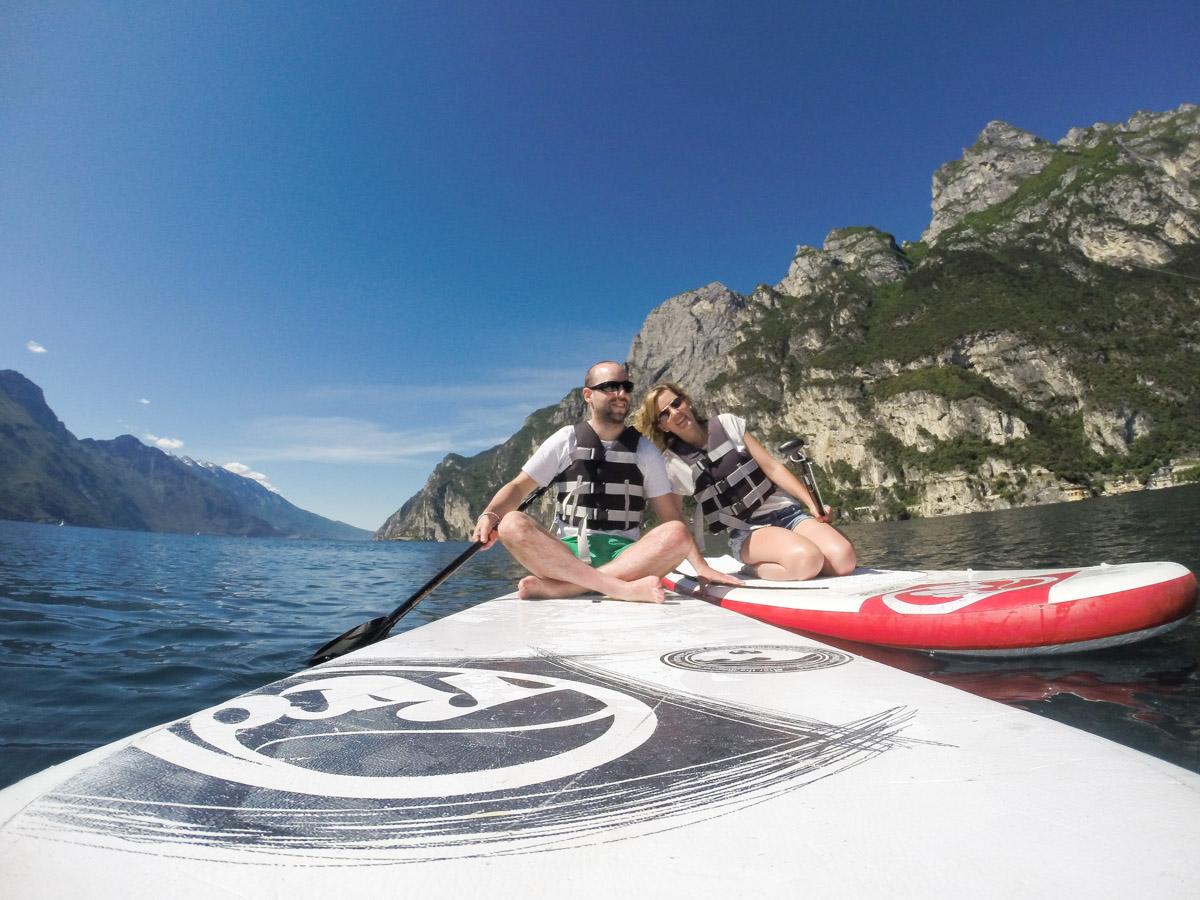 Gardasee Tipps Garda Trentino SUP Standup Paddeling